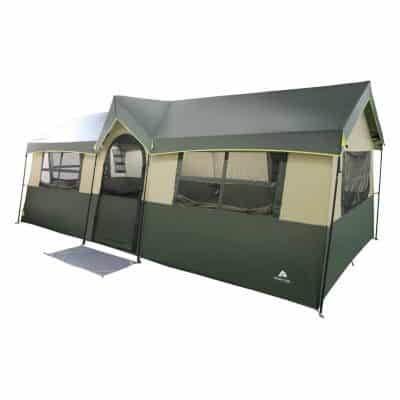 OZtrail Comfortable and Spacious Trail Hazel 12 Person Cabin Tent