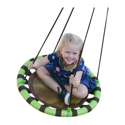 Swurfer Orbit Padded Saucer Tree Swing,