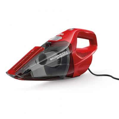 Dirt Devil SD20005RED Corded Scorpion Mini Vacuum Cleaner