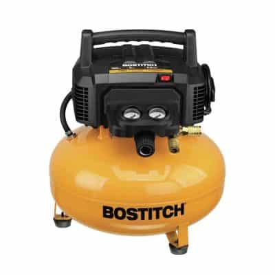 BOSTITCH Air Compressor, 6 Gallon, 150 PSI