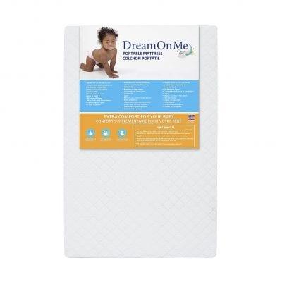 "Dream On Me 3"" Sunset Crib Mattress"