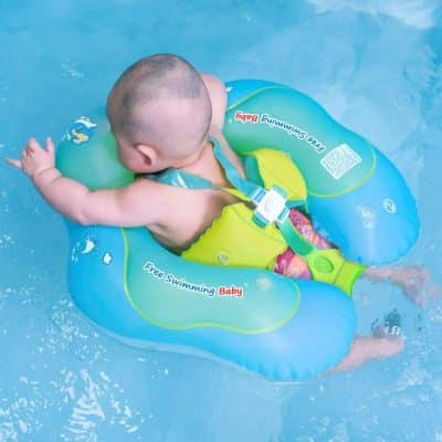 Free Swimming Baby Inflatable Baby Swimming Float