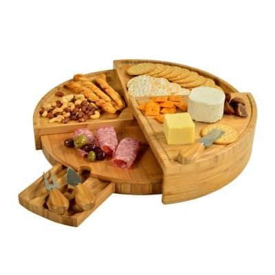 Picnic at Ascot Patented Bamboo Cheese