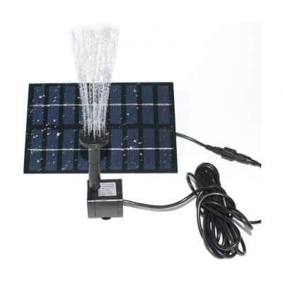 ROADTEC Solar Fountain Pump