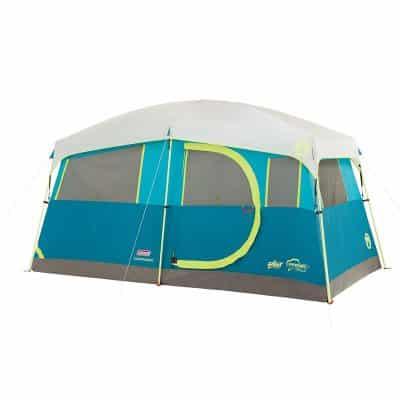 Tenaya Fast Pitch Lake Lighted Cabin Tent