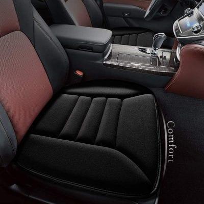 kingphenix 1.2inch Memory Foam Car and Office Seat Cushion