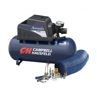 Campbell Hausfeld Air Compressor, 3 Gallon (FP209499AV)