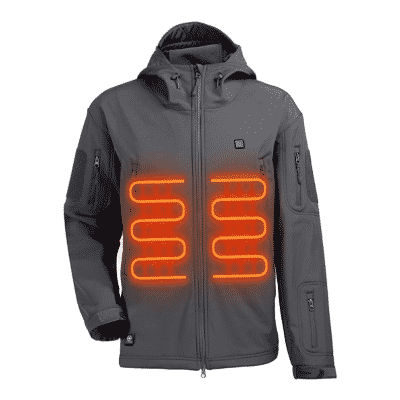ITIEBO Men's Heated Jacket
