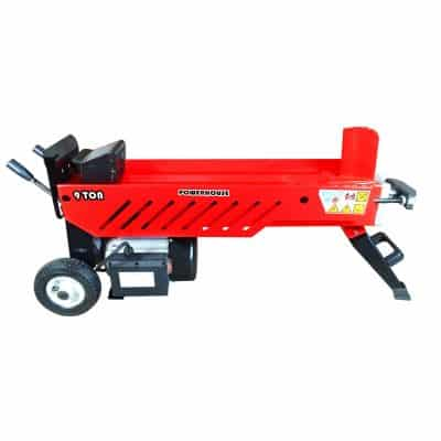 Powerhouse Log Splitters XM-580 9 Ton Horizontal Log Splitter