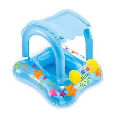 The Intex Kiddie Float