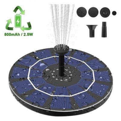 Viajero Latest Solar Fountain Pump