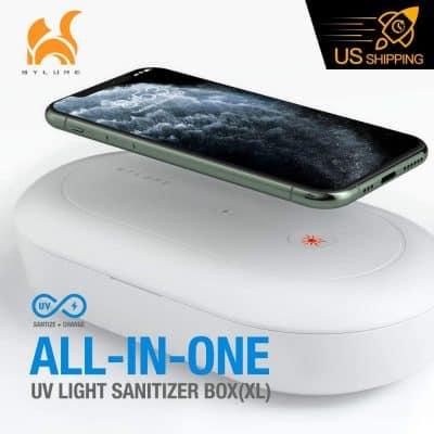 Bylure UV Cell Phone Sanitizer