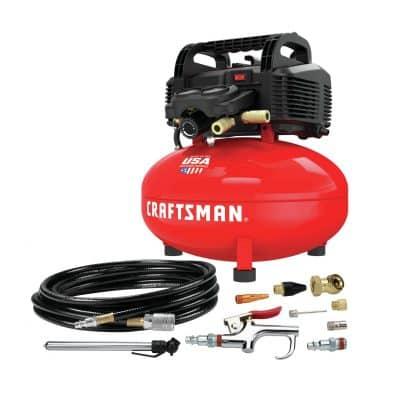 CRAFTSMAN 6-gallon Air Compressor (CMEC6150K)