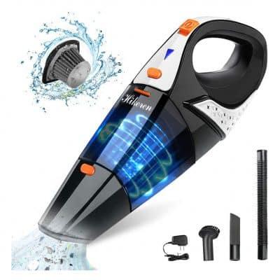 Hikeren Cordless Handheld Mini Vacuum Cleaner