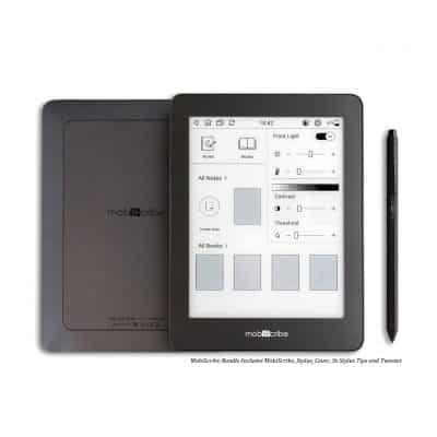 MobiScribe 6.8 Digital Notepad
