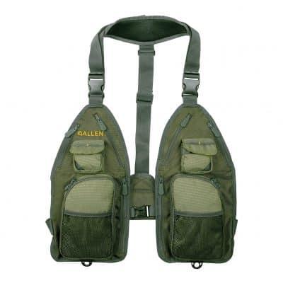 Allen Gallatin Ultra-Light Fishing Vest & fly fishing vest