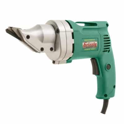 Grizzly Industrial H5503 Electric Metal Shear