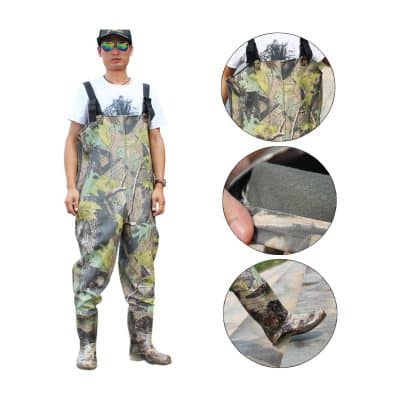 Sougayilang Fly Fishing Waders for Men and Women