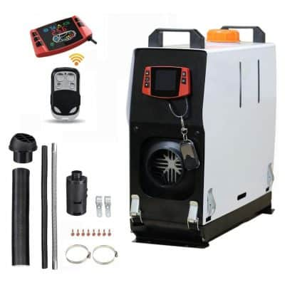 Tseipoaoi 5kw diesel air heater with Remote Control