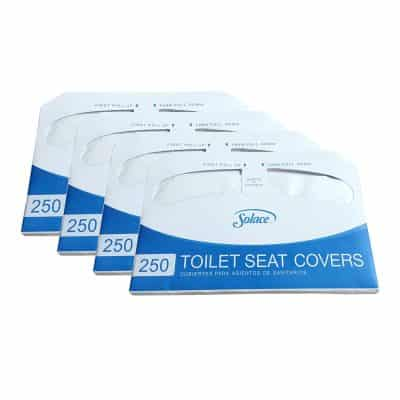 GSM Toilet Seat Covers- Paper Disposable