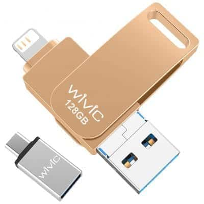 WIVIC iPhone iPad Flash Drive