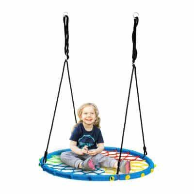 Wonline Spider Web outdoor Swing,