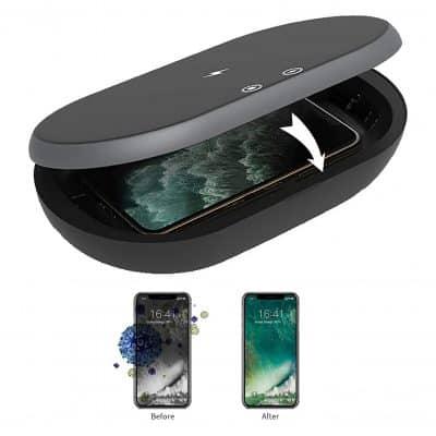 YouV Cleaner UV Cell Phone Sanitizer