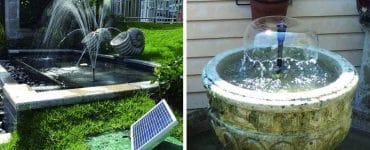 Best Solar Fountain Pumps in 2021