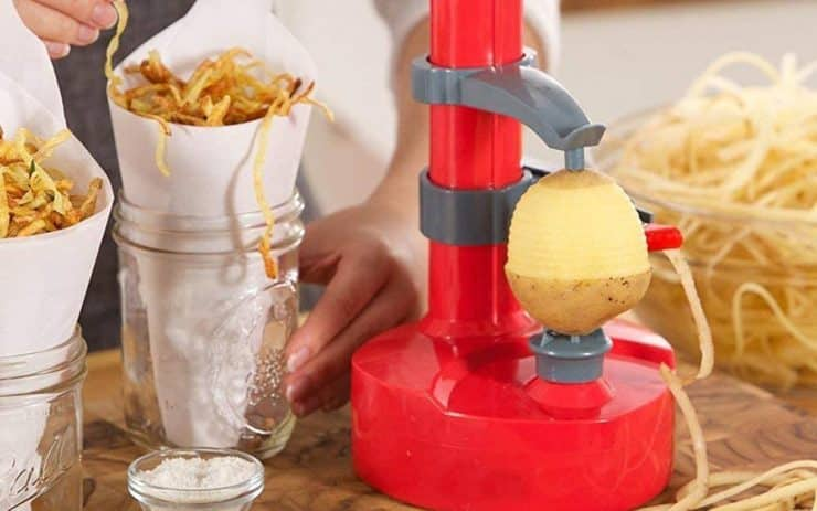 Electric Potato Peeler