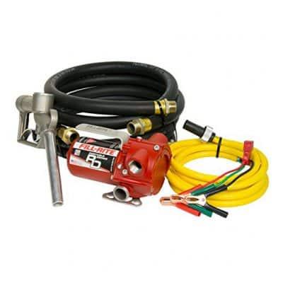 Fill-Rite RD812NH 8 GPM 12V Portable Fuel Transfer Pump