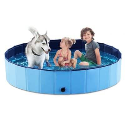 Jasonwell Foldable Dog Pet Bath Tub