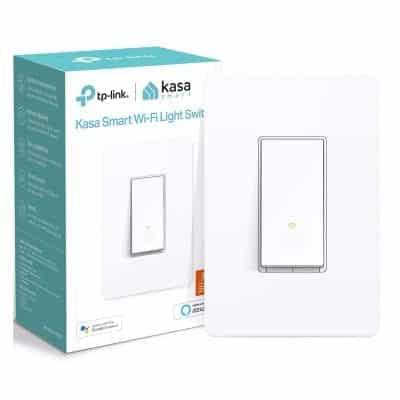 Kasa Smart Light Switch by TP-Link Sensor Wi-Fi Light Switch