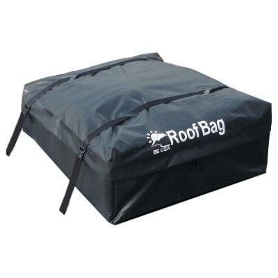RoofBag Rooftop 15 cu ft Cargo Carrier Bag for ALL Cars