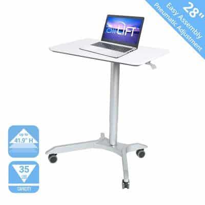 Seville Classics AIRLIFT XL Laptop Desk