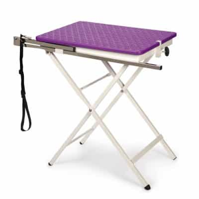 Master Equipment Steel Competition Pet Grooming Table