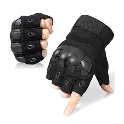 WTACTFUL Fingerless Gloves
