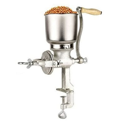 Yosoo Hand-operated Corn Wheat Grinder