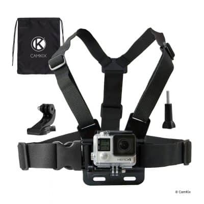 CamKix GoPro Chest Mounts
