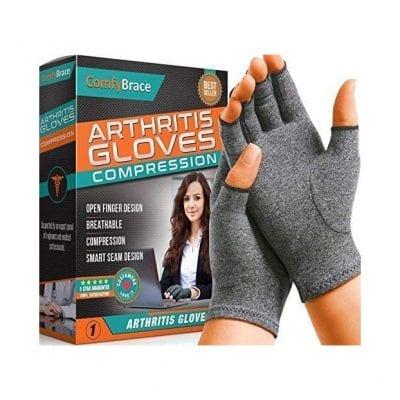 ComfyBrace Arthritis Hand Compression Gloves
