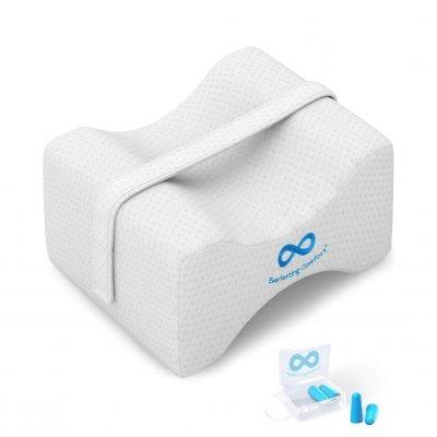 Everlasting Comfort Pure Memory Foam Knee Pillow