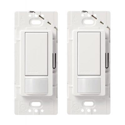 Lutron Maestro Motion Sensor Switch