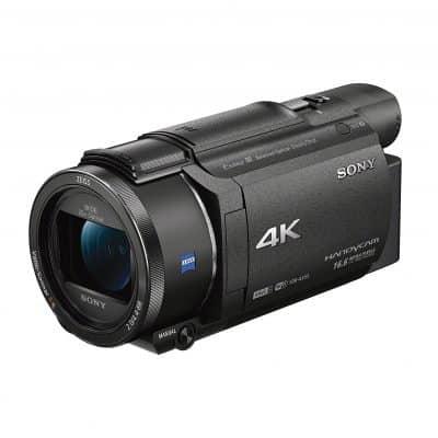 Sony FDRAX53/B 4K Recording Camcorder