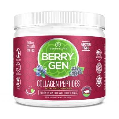 Berry Gen Dual-Action Restore Collagen