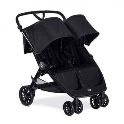 Britax B-Lively Double Jogger Stroller