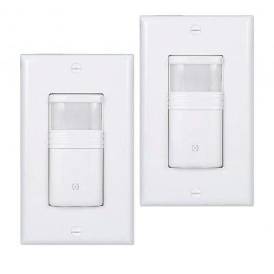 Dependable Direct White Motion Sensor Light Switch