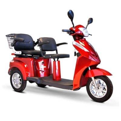 EWheels EW-66 2-Passenger Scooter