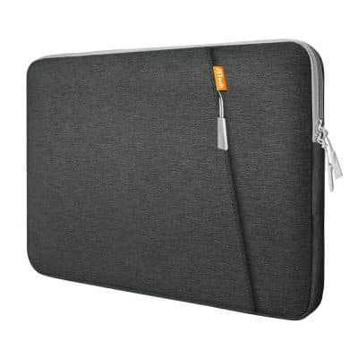 Jetech Accessory Pocket Bag Shock Resistant, Waterproof Laptop Sleeve