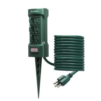 K KASONIC Outdoor Power Stake