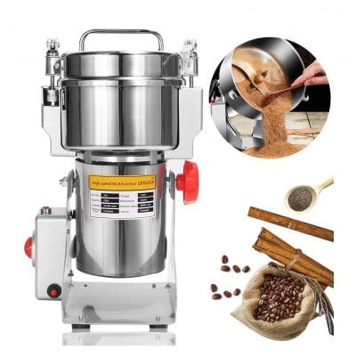NEWTRY 700g Electric Corn Grinder