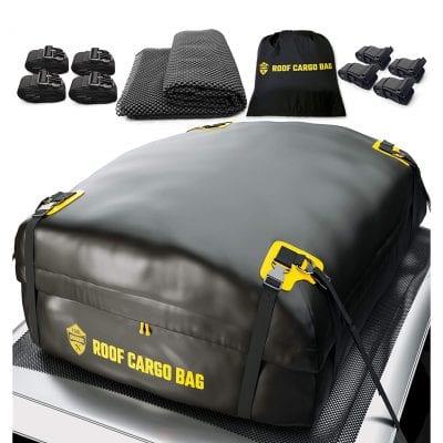 ToolGuards Car Top 100% Waterproof Carrier Bag with Protective Mat